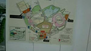 DSC_0148等々力緑地内地図