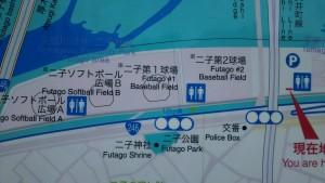 DSC_0262二子ソフトボール場地図